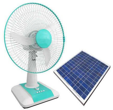 Stoc Solar Dc Table Fan