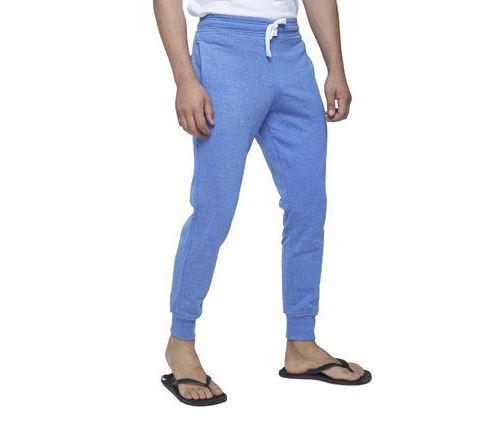 Men Slim fit Blue Track Pants
