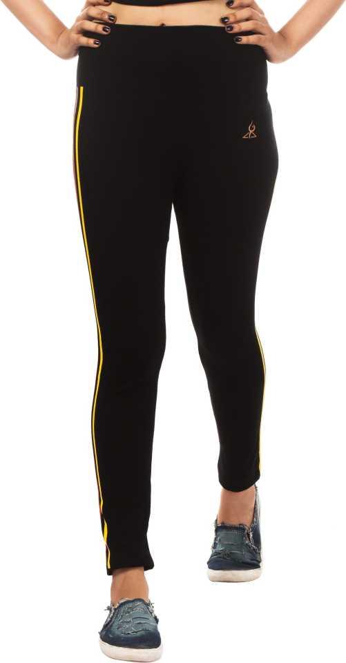 Stoc Women Black Track Pants