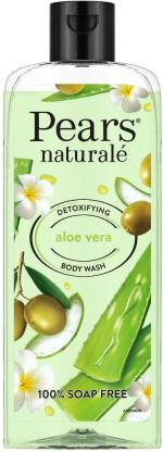 Pears Naturale Detoxifying Aloevera Bodywash