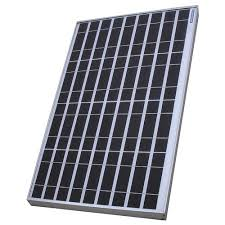 Monocrystalline Solar Panel - 350Wp