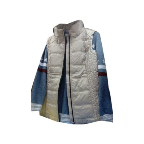 Full Sleeve Woolen Mens Jacket