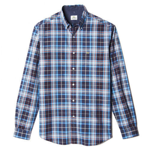 Boys Regular Fit Solid Casual Shirt
