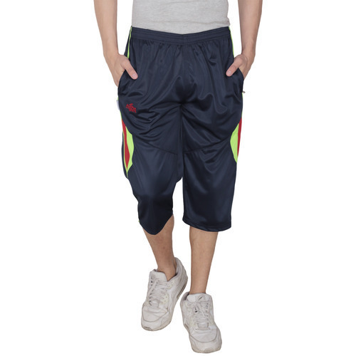 Casual Solid Cotton Short For Boys