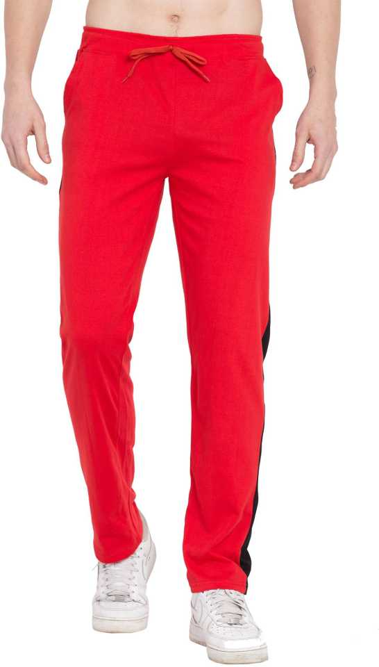 Cotton Casual Mens Track Pants