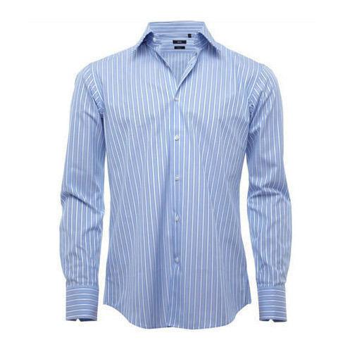 Casual Wear Checks Men Formal Shirts