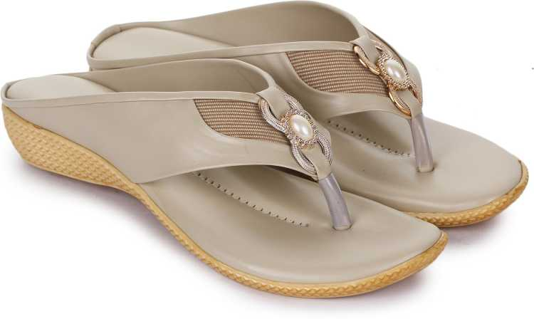 Beige Women Fashion Sandals